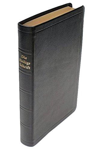 Elberfelder Bibel Edition CSV - Standardausgabe Leder, Goldschnitt, Griffregister