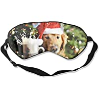 Eye Mask Eyeshade Pet Dog Garden Sleep Mask Blindfold Eyepatch Adjustable Head Strap preisvergleich bei billige-tabletten.eu