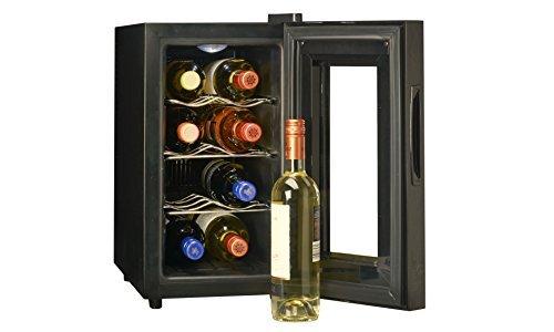 8-Bottle-Wine-Cellar-Vertical-Drinks-Fridge-Cooler-by-Clifford-James