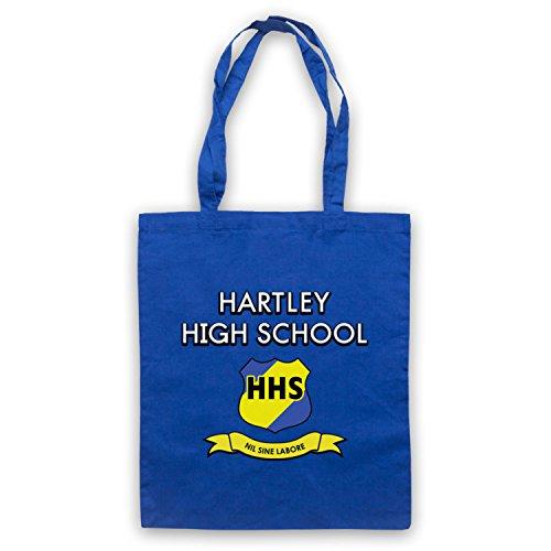 Inspiriert durch Heartbreak High Hartley High Inoffiziell Umhangetaschen Blau