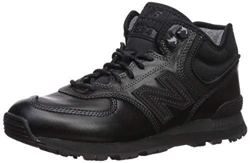 New Balance 574, Zapatillas para Hombre, Negro Black, 43 EU