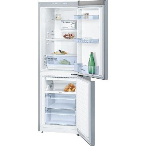Réfrigérateur combiné 306 Lt classe à + No Frost inoxydable kgn33nl20 série 2
