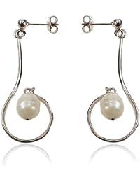 Orphelia Jewelry Damen-Ohrhnger 925 Sterling Silber ZO-5626
