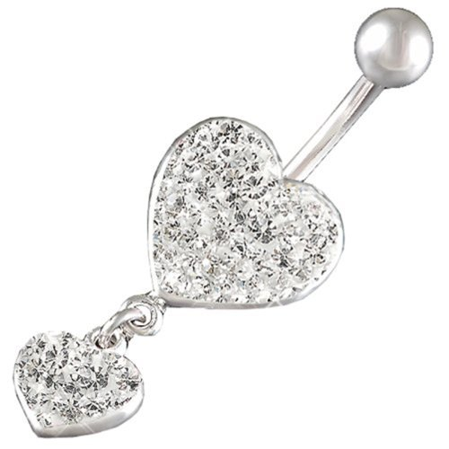 bodyjewelry Fast-BL-Spun-CR-010-CL-de