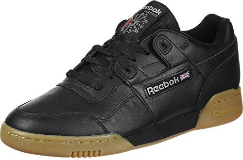 Reebok Herren Workout Plus Sneaker Schwarz