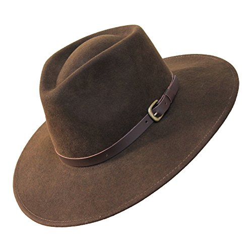 bs-premium-lewis-wide-brim-fedora-hat-100-wool-felt-water-resistant-leather-band-dark-brown-60