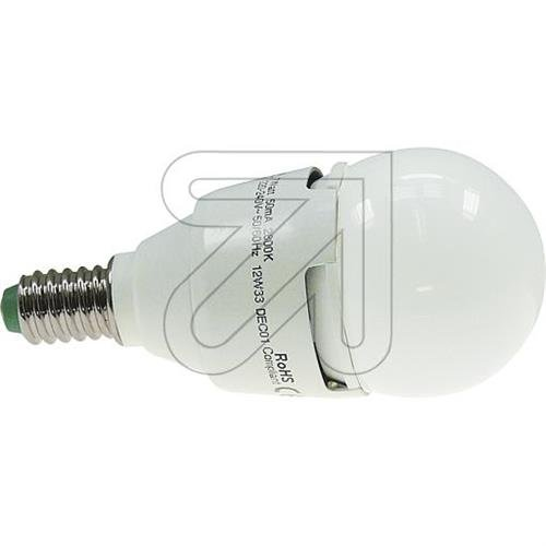 MEGAMAN LED Dimit Ultra Compact E14/828 MM21033