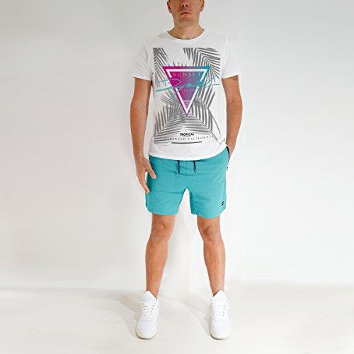 "DEPARTED Fashion Shirt ""3683-020"" Weiß"