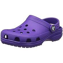 Crocs Classic Pantofole Clogs Giardino Scarpe Tempo Libero Blu Blue Jean