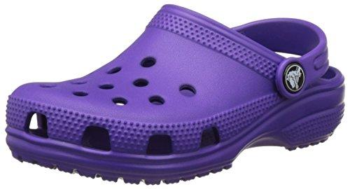Crocs Classic Clog K Ultrvlt, Sabots Mixte Enfant Violet (Ultraviolet)