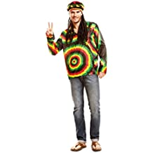 My Other Me - Disfraz Jamaicano adulto, talla M-L  (Viving Costumes MOM02713)