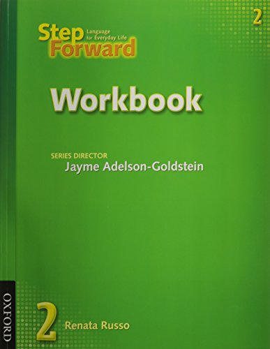 Step Forward 2 with Audio CD and Workbook Pack: Level 2