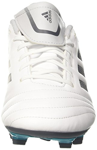 adidas Copa 17.4 Fxg, Chaussures de Football Compétition homme Blanc (Footwear White/Onix/Clear Grey)