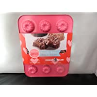 Nordic Ware Mini bundt Bites baking & candy Pan - 12 cavities by Nordic Ware