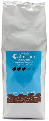 Blue Mountain granos de café mezcla 1kg–100% Premium Arabica