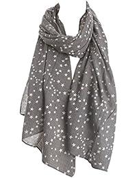 0a03c50c1dff Amazon.fr   Foulard étoile - Foulards   Echarpes et foulards   Vêtements