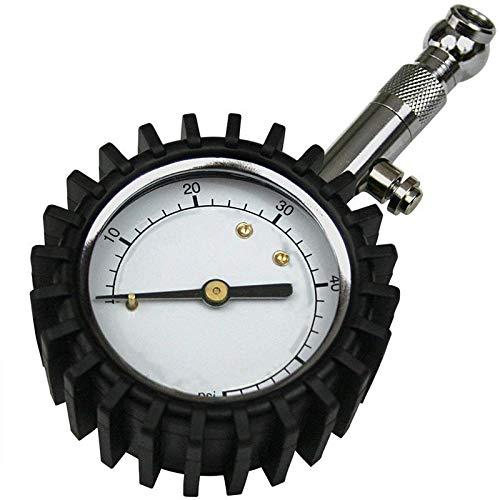 KFYOUXIN Pneumatici per Automobile manometro della Pressione dei Pneumatici Quadrante per impieghi gravosi accurato per Auto e Moto