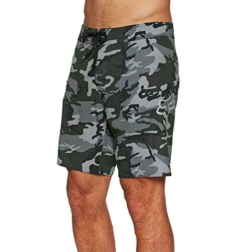 Fox Boardshort Overhead Stretch Bs Black Camo 36