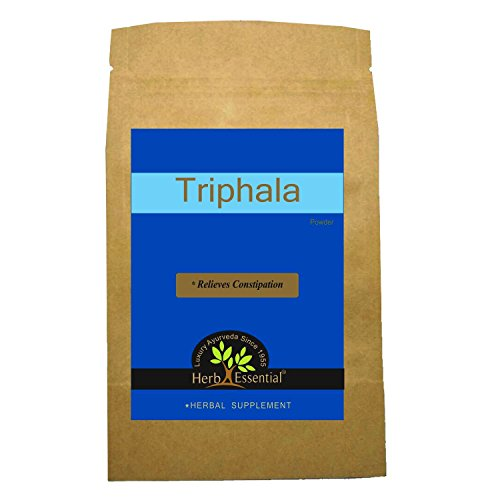 Herb Essential Pure Triphala Powder 100g  available at amazon for Rs.150