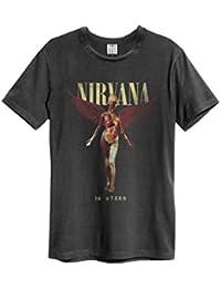 Amplified Men Overwear/T-Shirt Nirvana In Utero