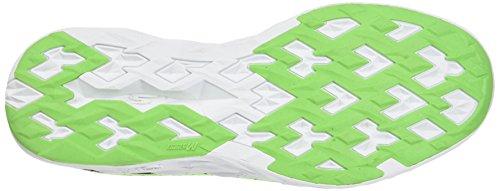 Skechers Go Run 5, Sneaker Basse Uomo Nero (Black/green)