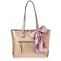 Aldo Tote Bag For Women, Polyester, Metallic Gold - Colmurano82 (Gold 23340403)