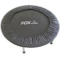 "Fox Fitness Shd-40 Trambolin 40"" Oxford Kumaşlı - Siyah, Unisex, Siyah, Tek Beden"