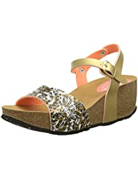 Desigual Bio7 Save the Queen, Heels Sandals para Mujer
