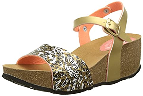 Chaussures Desigual - Desigual Bio7 Save the Queen, Sandales Bride
