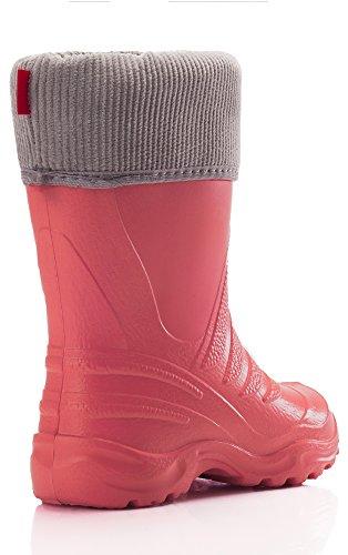 Lemigo Kinder Gummistiefel Termix 861 pink Größe26/27 rosa