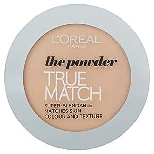 L'Oreal Paris True Match Powder W1 Golden Ivory