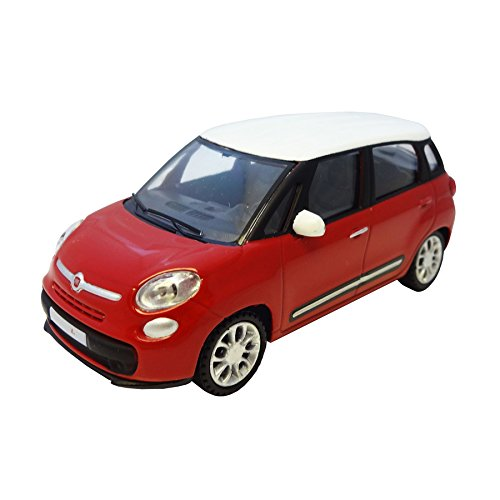 fiat-500l-genuine-official-toy-model-car-143-red-with-white-roof-50907544