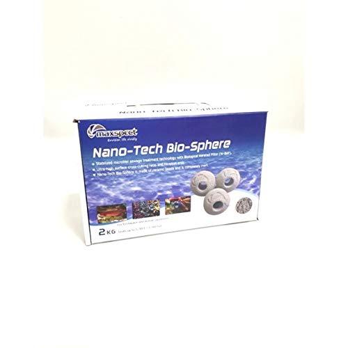 Maxspect Nano Tech Bio-Kugeln für Aquariumfilter, 2 kg