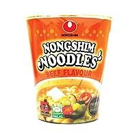Nongshim Beef Flavour Cup Noodles, 68 gm