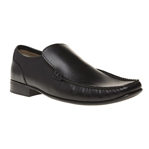 Base London Windsor Homme Chaussures Noir