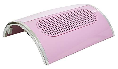 r Staubsauger für Maniküre und Pediküre Professionelles Werkzeug + TASCHENGESCHENKE (ASPIR-3 Pink Engines) [Energieeffizienzklasse A +++] ()