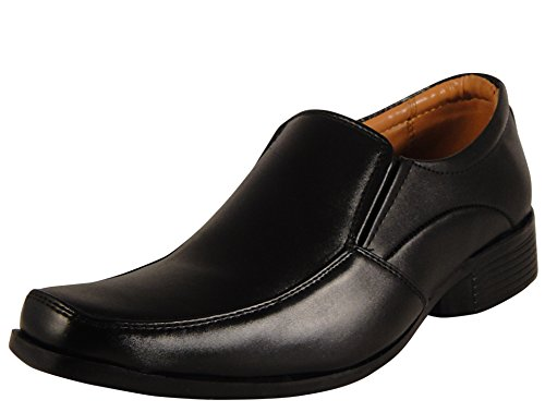 Action Synergy Men's Formal Shoes Black ME9938