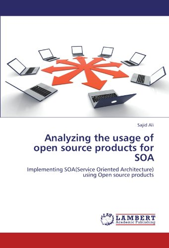 Analyzing the usage of open source products for SOA: Implementing SOA(Service Oriented Architecture) using Open source products