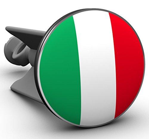 Plopp Waschbeckenstöpsel Italien, Stöpsel, Excenter Stopfen, für Waschbecken, Waschtisch, Abfluss
