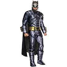 Deluxe Adult Dawn of Justice Armored Batman Fancy dress costume