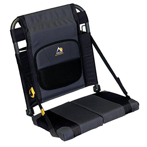 GCI Outdoor SitBacker Canoe Seat, Black - Öffnen Seat