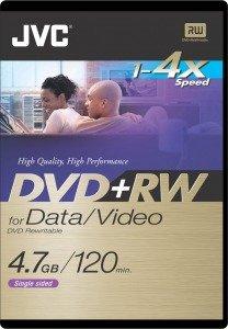 Jvc 47 (Jvc Rewritable DVD-R)
