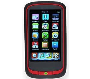 MPman TS 290/4GB Baladeur numérique Mémoire Interne MP3 Ecran Tactile