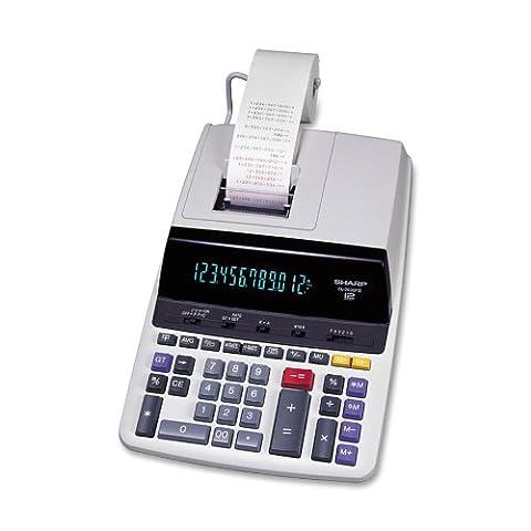 Sharp EL2630PIII calculator - calculators (Pocket, Financial calculator, White, 228.6 x 77.7 x 335.2 mm)
