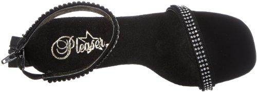 Zapatos De Elegante 40 Negro Complaciente Negro Negro nubuck Mujer q1fSEwB