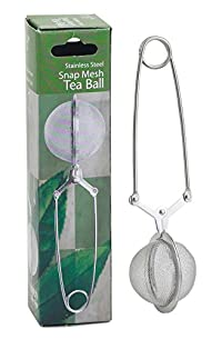 Snap Spoon Tea Infuser, Stainless Steel