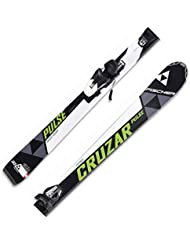 FISCHER CRUZAR PULSE SLR2 mit RS9 SLR Bindung Einsteiger Ski