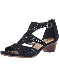 e5dd45439 Bella Vita Women s Penny Cutout Sandal with Back Zipper Heeled