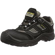 Safety Jogger JUMPER, Unisex - Erwachsene Arbeits & Sicherheitsschuhe S3, schwarz, (blk/blk/dgr 117), EU 44