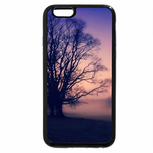 iPhone 6S / iPhone 6 Case (Black) scots mist